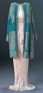 Fortuny dress