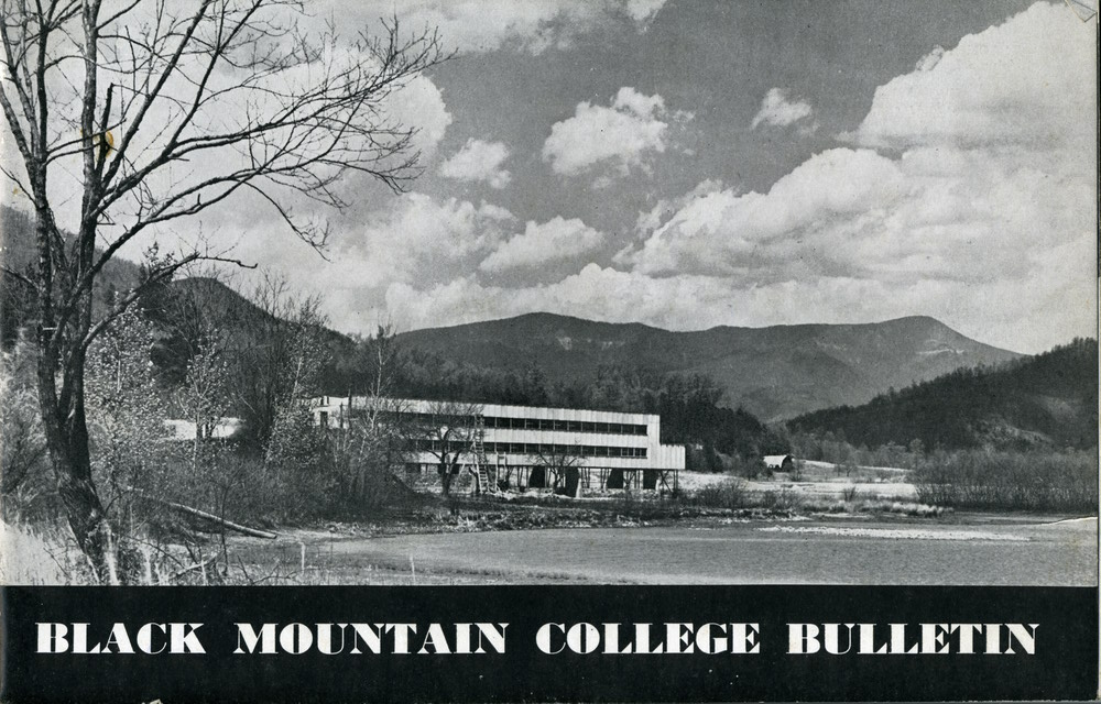 Black Mountain College archive