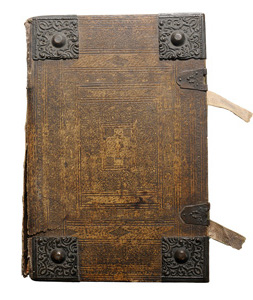 1720 German Luther Bible